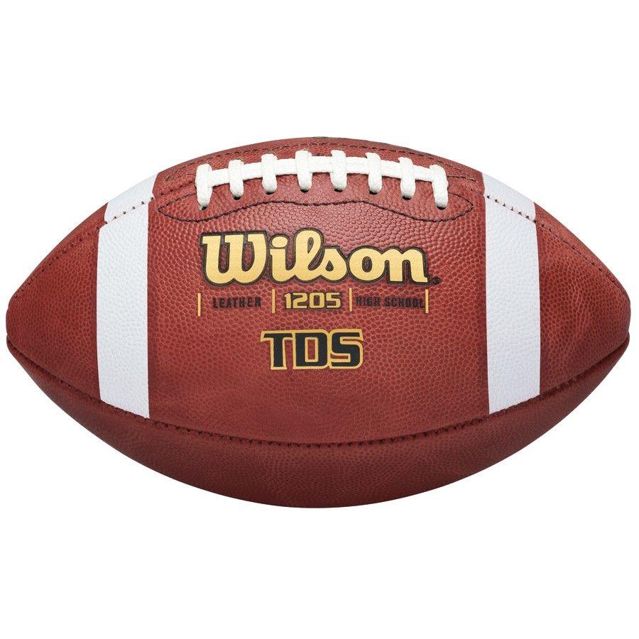 Wilson TDS Traditional Football High school football