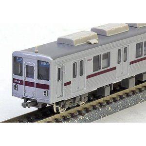 東武10000系未更新車 東上線 4両増結用中間車セット 【グリーンマックス・4383】