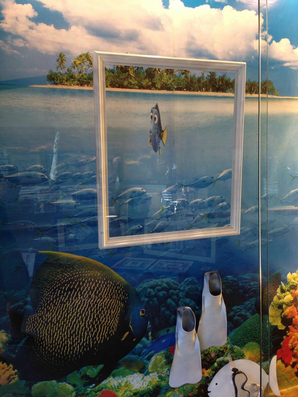 Escaparate de #Dory en Totart tienda de cuadros y marcos. | Tienda ...