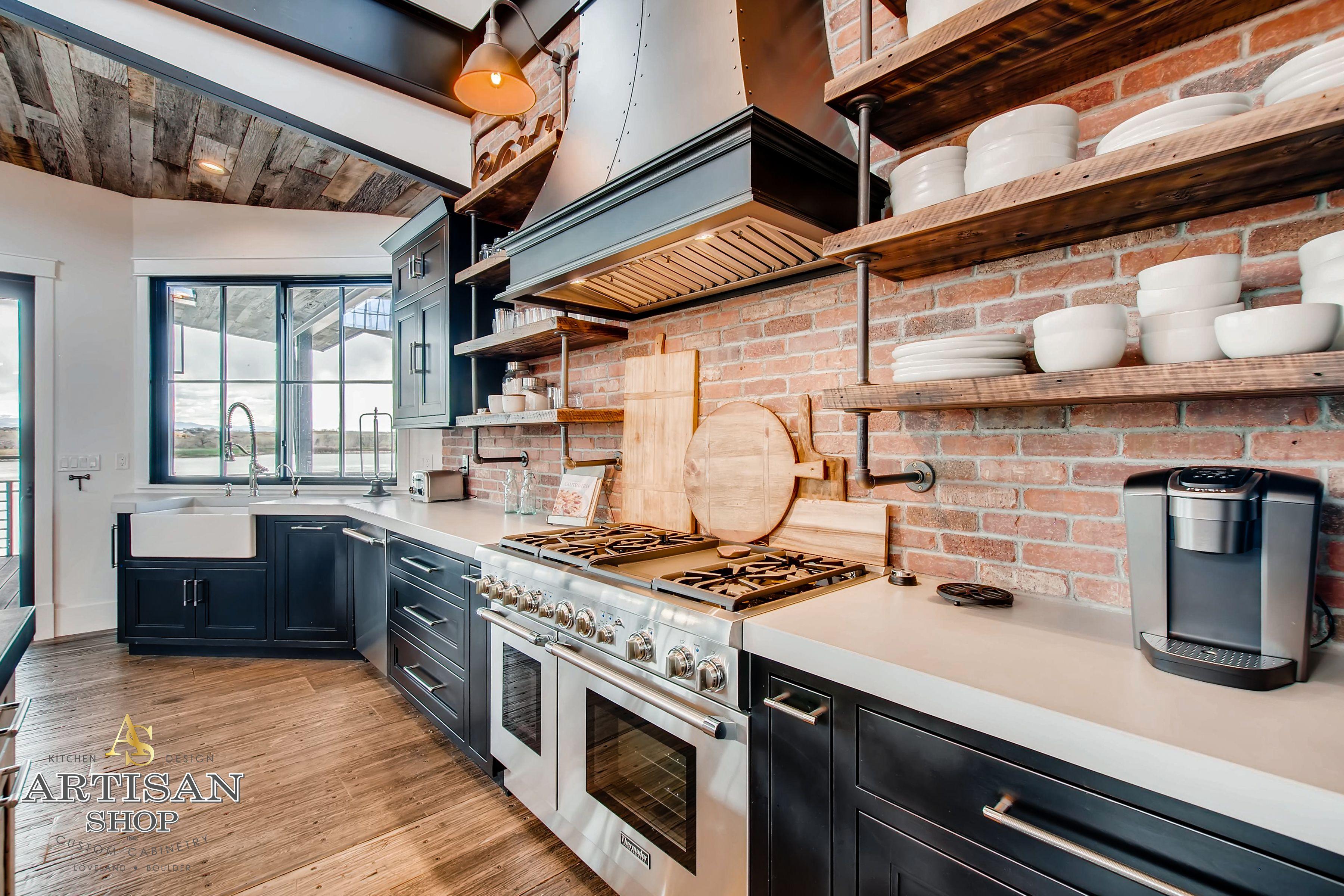 Clear Select Alder Exterior Rustic Knotty Alder Island Award Winning Kitchen Design Kitchen Design Award Winning Kitchen