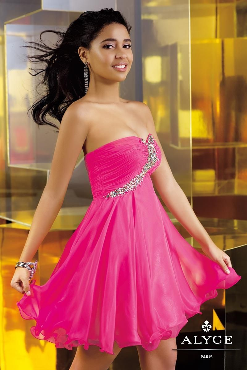 Sweet 16 by Alyce Paris 3560 Alyce Sweet Sixteen Hot Prom Dresses ...