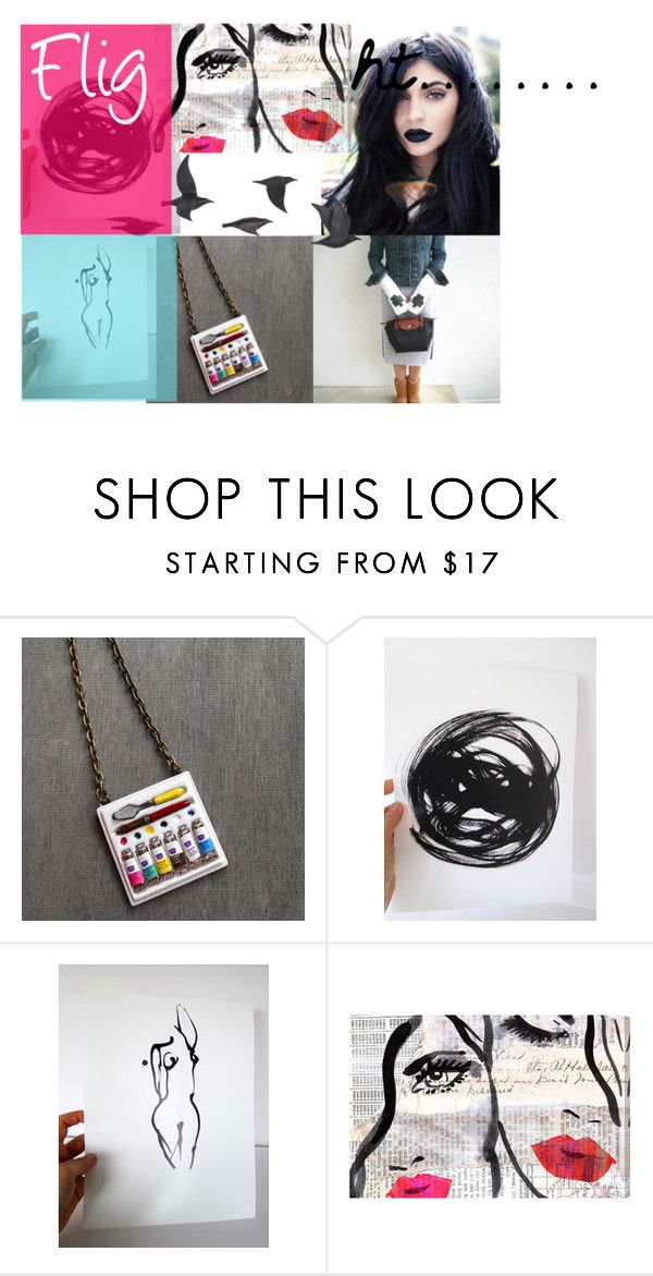 """""""Flight......."""" by sgnprogram on Polyvore featuring Oliver Gal Artist Co. and Jayson Home"""