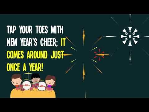 Check Out These Free New Year S Songs And Rhymes Which Work Perfectly For The New Year S Holiday Many Work New Years Song Happy New Year Song Preschool Songs