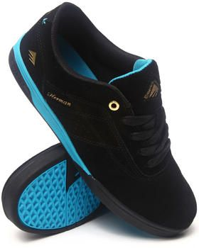 Buy The Herman G6 Premium Smooth Suede Sneakers Men's Footwear from Emerica. Find Emerica fashions & more at DrJays.com