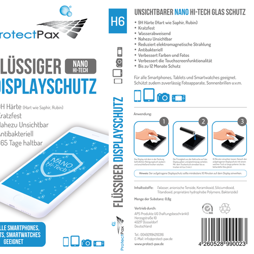 Packaging For Invisible Smartphone Protection Product Packaging Contest Ad Design Product Packaging Afilipiak Business Flyer Creative Business Flyer