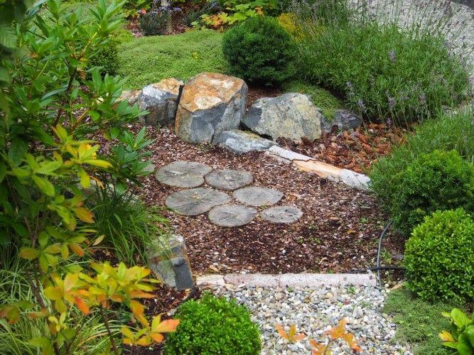 Barfusspfad Garten Garten Pflanzen Und Garten Ideen