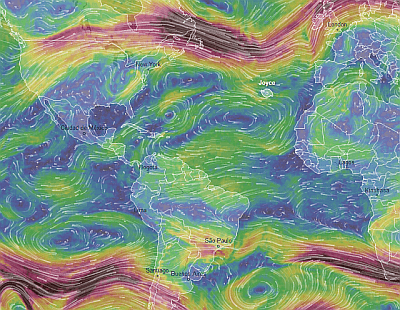 Vendusky weather map: This stunning interactive weather map shows ...