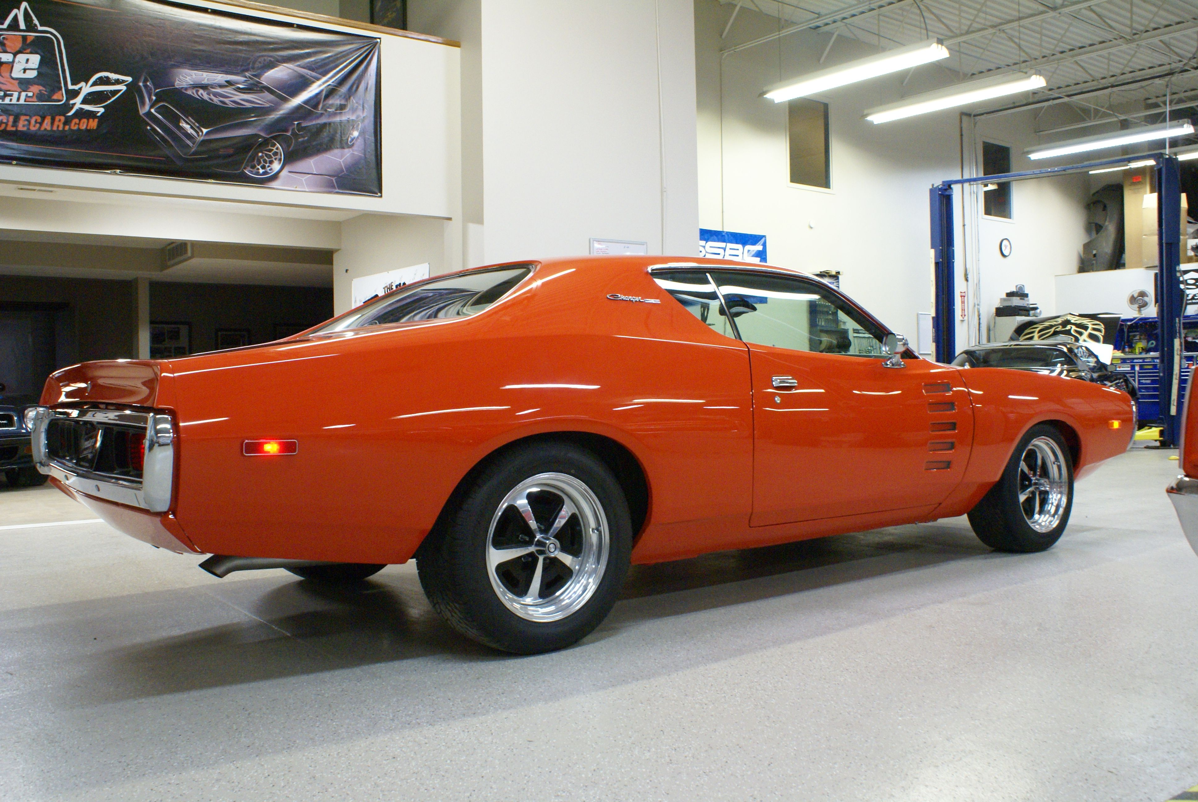 1972 Charger- All photos at: http://www.flickr.com/photos/restoreamusclecar/sets/72157619790150666/