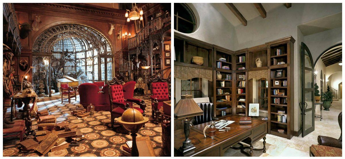 Steampunk Home Decor Best Trends And Tips For Steampunk Interior