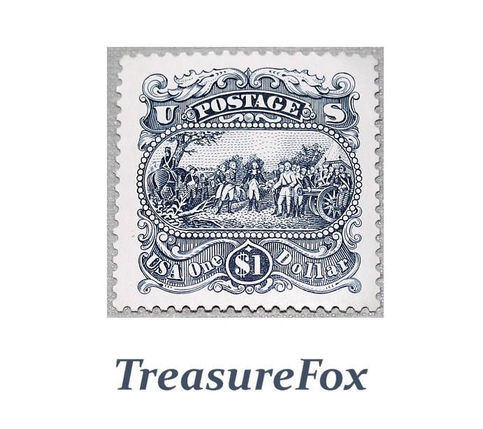 postage stamp Vintage