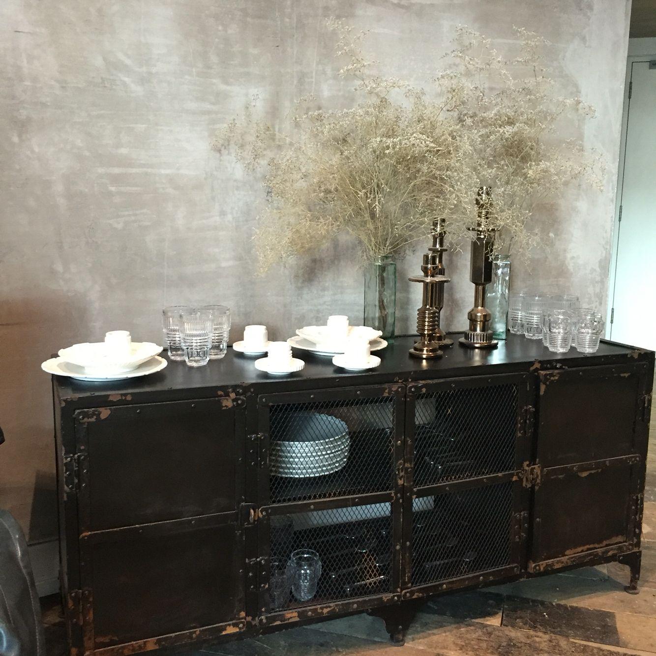 Amundsen Kitchen Hearth Room: Old Antique, Venitian Plaster, Shabby Chic Walls