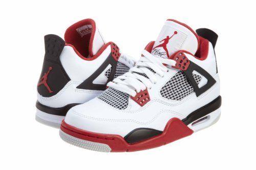 best service f2618 63cf8 $577 Mens Nike Air Jordan Retro 4 TORO BRAVO Basketball ...