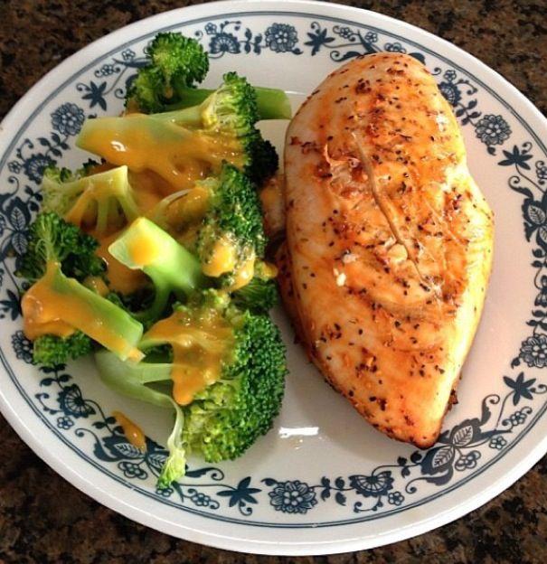 No Carbs Meal. | Healthy recipes, No carb diets, Healthy ...