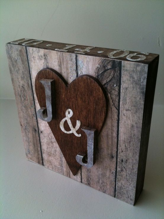 The letters are perfect for us! We need this cute wedding craft sign.