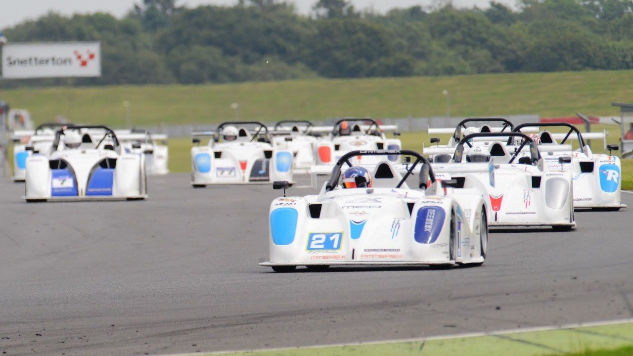 2015 Radical SR1 Cup Race 1 LIVE From Silverstone GP