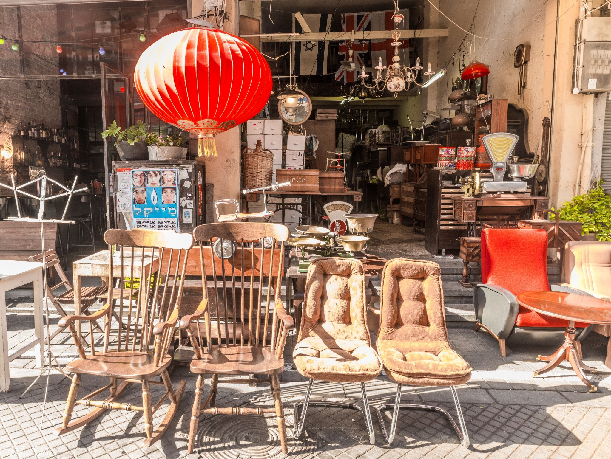 Shop in the Flee Market - Jaffa. by Jacky COSTI©- Photography on 500px