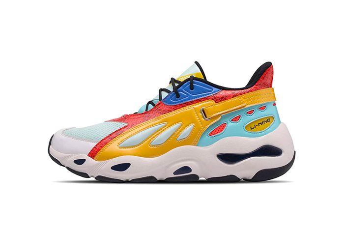 a34688daae0b20 Li-Ning Releasing More Yeezy-esque Sneakers