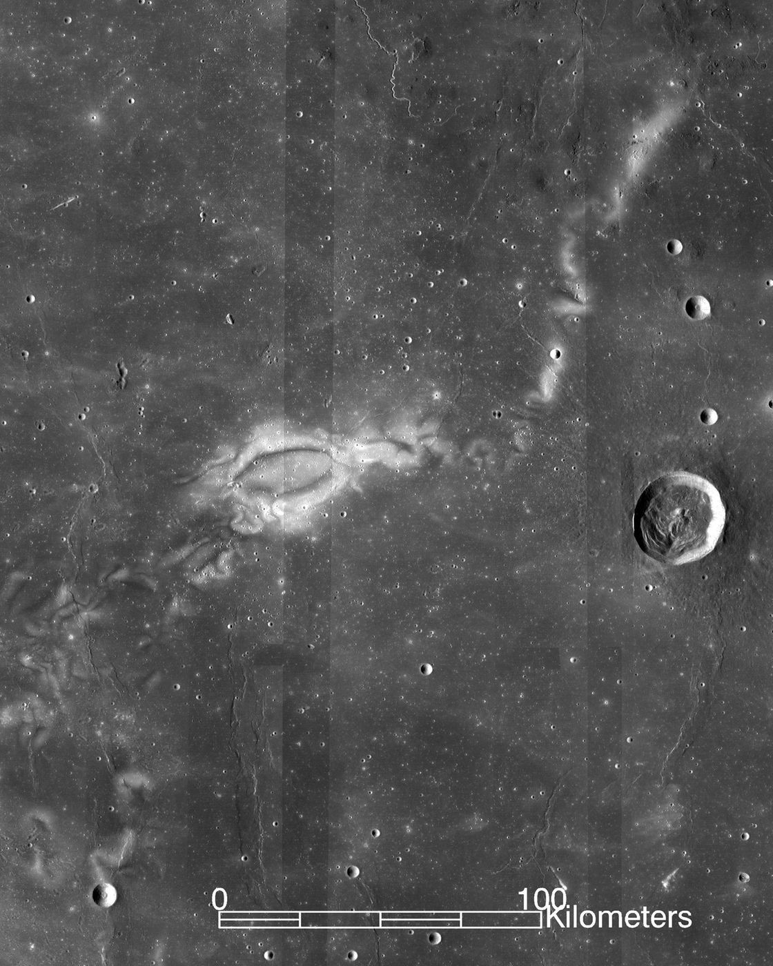 The Origins of Strange Swirls On the Moon Are Coming to Light