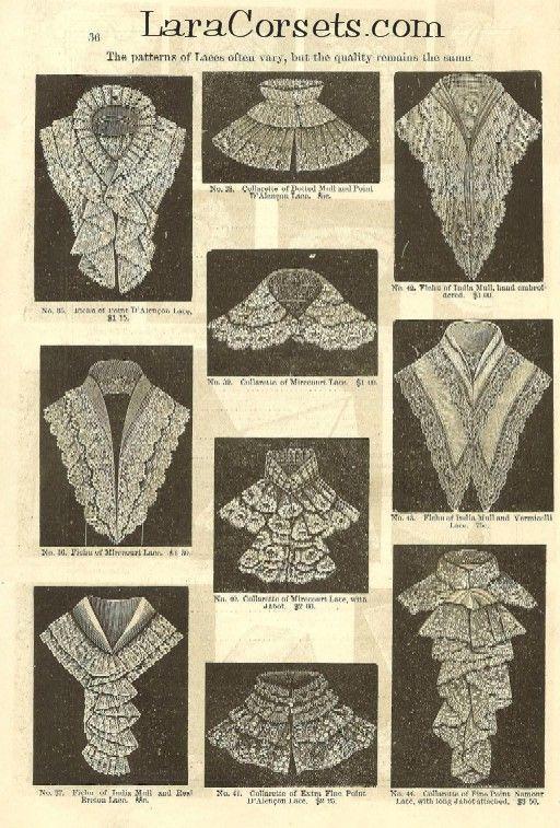 1880 collars