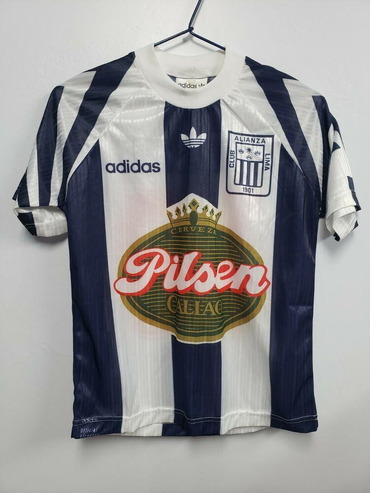 Resultado de imagen de camiseta de alianza lima 1996