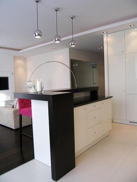 Barek Wyspa W Kuchni Kitchen Inspirations Interior Design Kitchen Kitchen