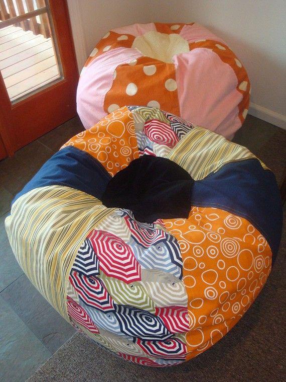 Cute bean bag chair! Ideas for Grandkid\u0027s rooms Pinterest Bean