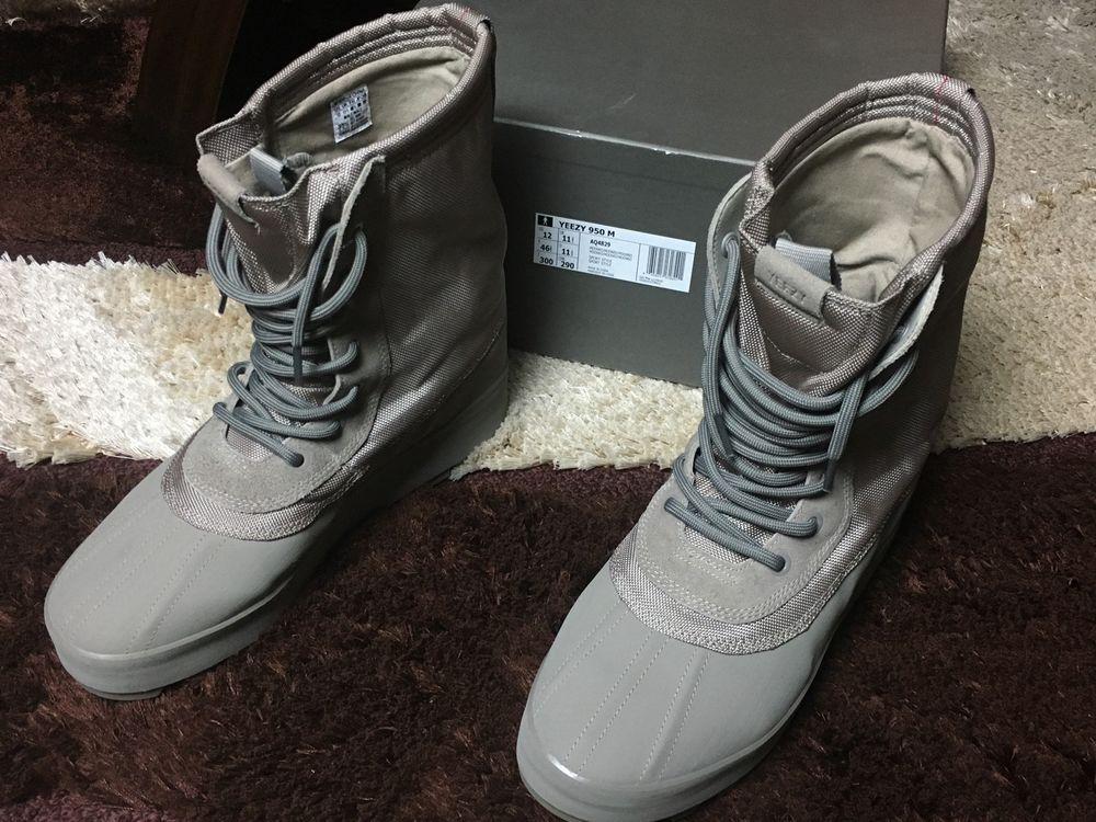 Size Yeezy Sale Boost 4 950 Moonrock Men's Kicks 12Ebay Adidas rdtCBsxhQ