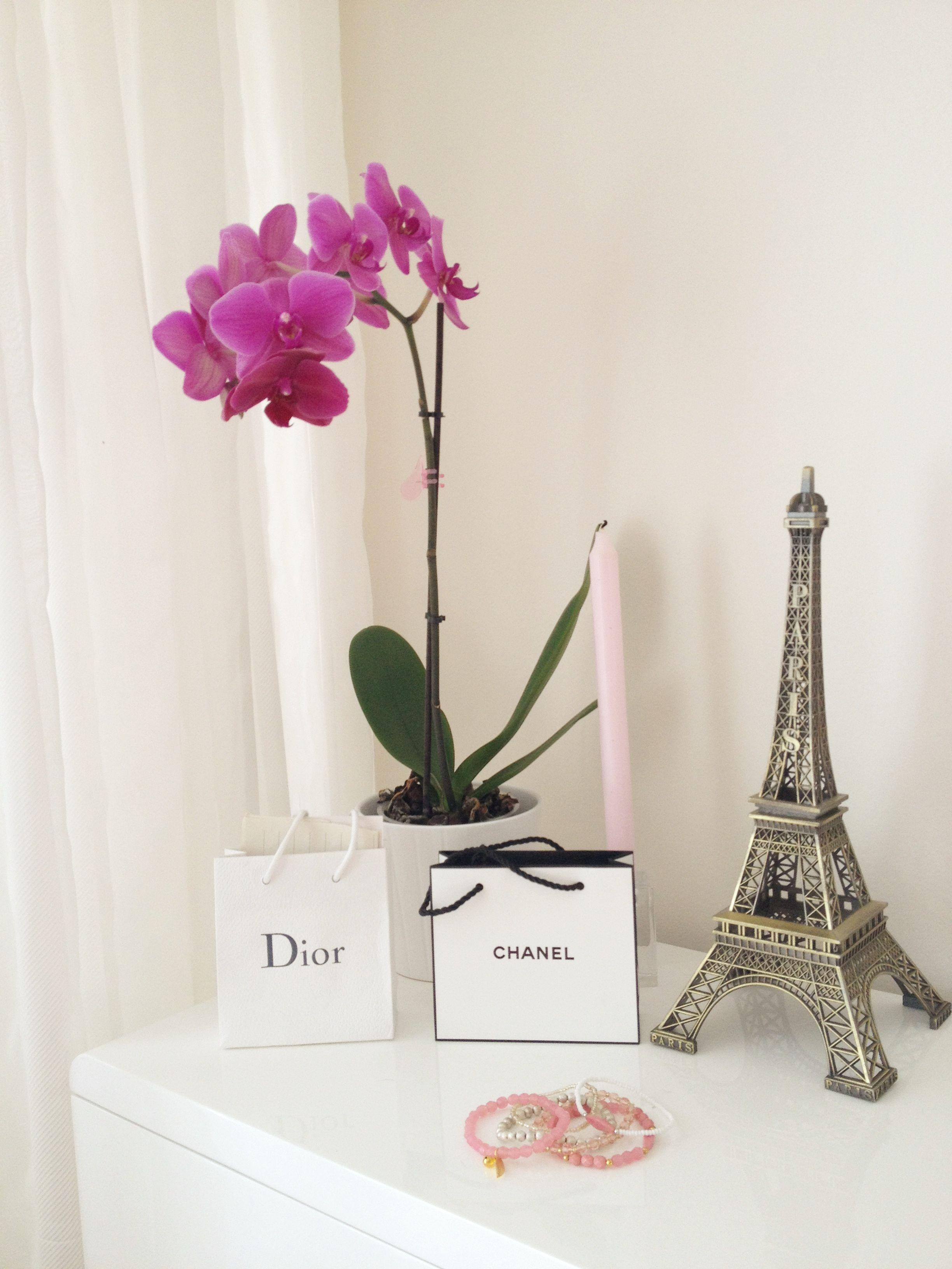 Coco Home Decor Eiffel Tower Chanel Dior