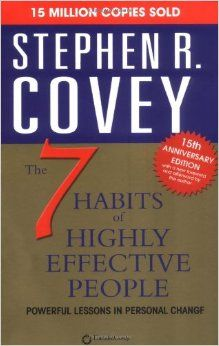 The 7 Habits of Highly Effective People: Amazon.co.uk: Stephen R. Covey: 9780684858395: Books