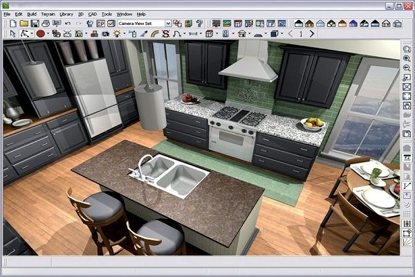Kitchen design software perfect best free pertaining top the ten reviews also rh pinterest