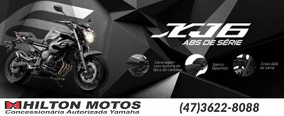 HILTON MOTOS: Yamaha XJ6. Na Hilton Motos é fácil realizar seu s...