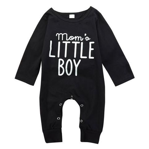 c49d15e17 2018 Limited Toddler Newborn Baby Brand Boy Clothes Boys Sleeve Jumpsuit  Infant Romper Fashion Little Playsuit