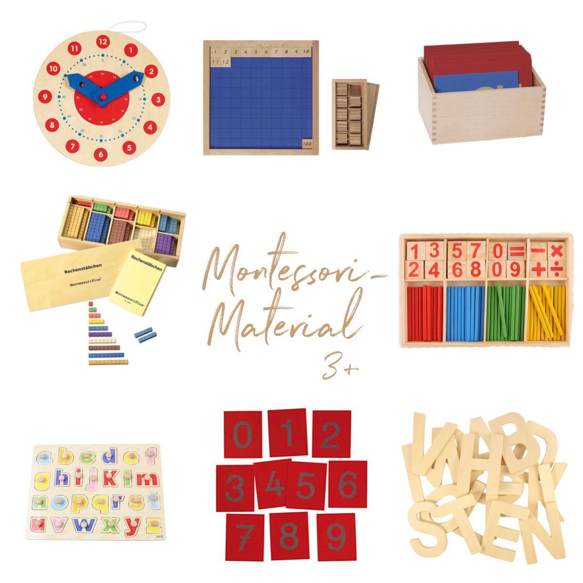 20 Geschenkideen für Kinder nach Montessori | Pinterest | Montessori ...