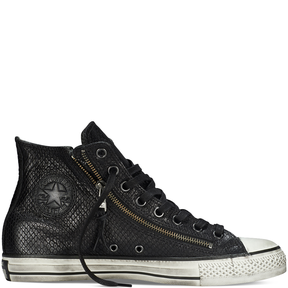 Converse By John Varvatos Leather Double Zip Converse
