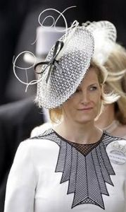 Birthday of the Countess of Wessex | Royal Hats #queenshats