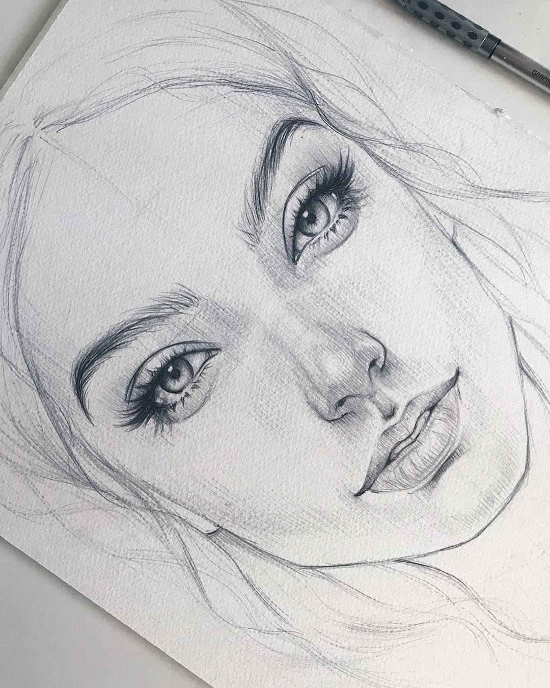 стиле картинки рисовать карандашом сложные наша подборка