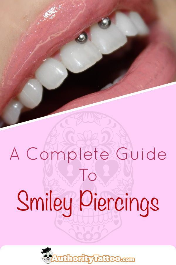 Everything You Need To Know About Smiley Piercings Including Pain