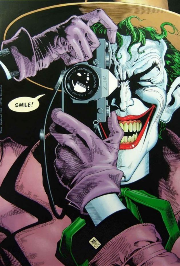Batman: The Killing Joke está en camino y esto es lo que nos trae