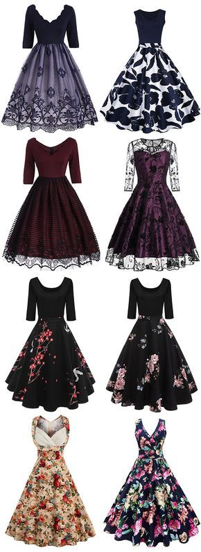 Are You Looking For A Vintage Dress Cheap Casual Style Online Dresslily Com Offers The Latest High Q Vintage Dresses Online Cheap Dresses Casual Cheap Dresses