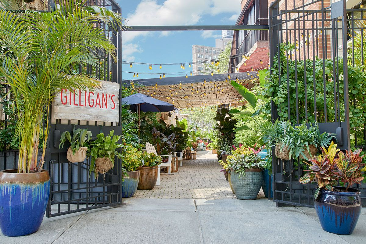 Learn more about the Gilligan\'s Restaurant at the Soho Grand Hotel ...