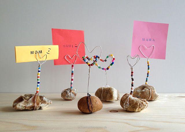 schaeresteipapier: DIY tutorial für den Muttertag: Herzen ...