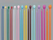 agulhas de tricô