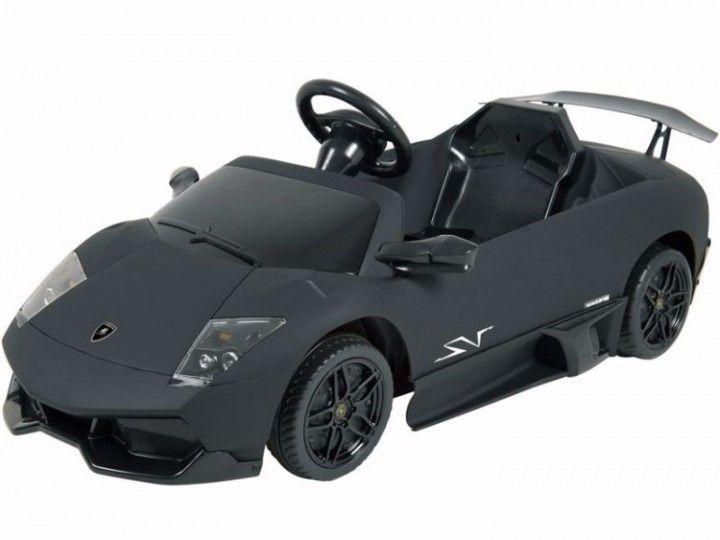 1341033dc92 Kalee Lamborghini Murcielago LP670 12v Black Battery Operated Kids Ride On  Toy Specs: Maximum weight 66 lbs Maximum rider height 3'6