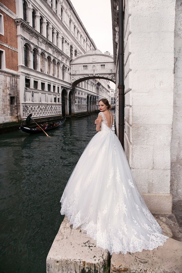Anna Sposa Wedding Dresses - Venice Bridal Collection #weddingdress wedding gown ,wedding dress