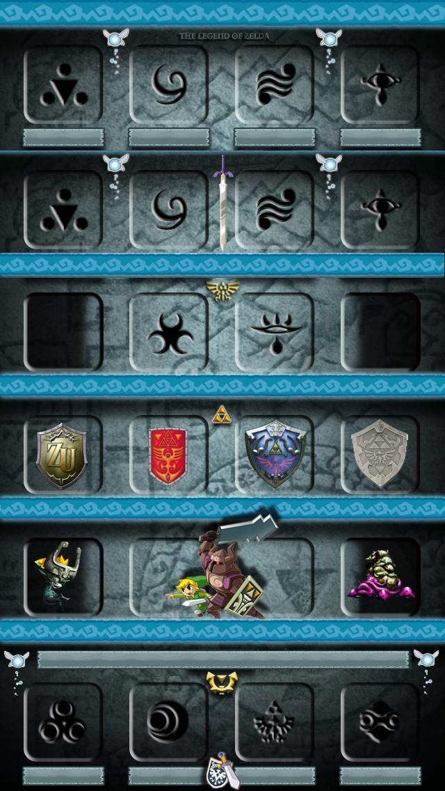 The Hundreds Wallpaper Iphone Legend Of Zelda Iphone 5 Shelf Wallpaper Ipod Wallpaper