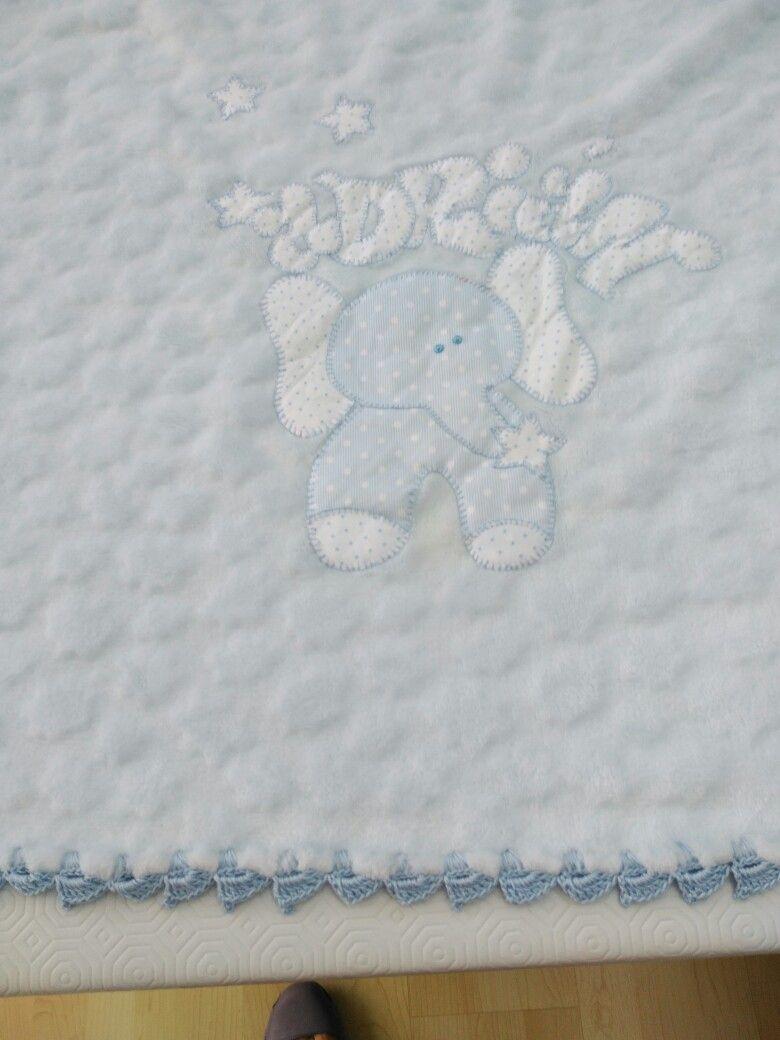 Pin de carmen sendón garcía en Mantitas bebés