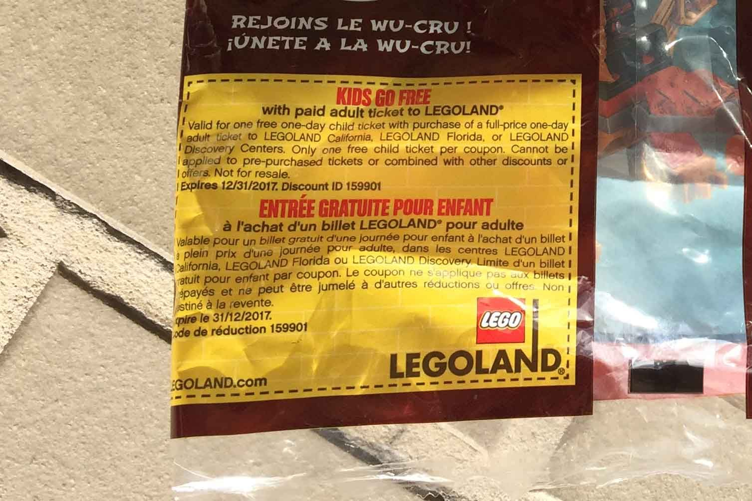 How To Get Your Child Into Legoland For Free Carpe Diem Our Way
