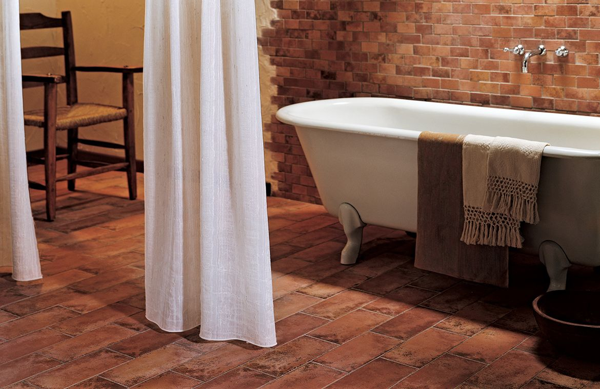 Provenza cotti deremo a ceramic tile with an aged terracotta provenza cotti deremo a ceramic tile with an aged terracotta look dailygadgetfo Image collections