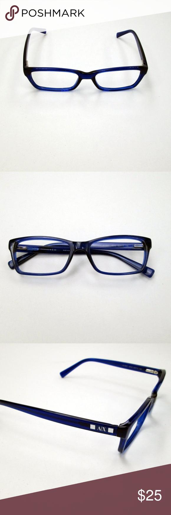 005c373ed18 Armani Exchange AX3007 Mens Eyeglasses DAE234 Armani Exchange AX3007 Womens  Eyeglasses DAE234 Frame is in Good Condition