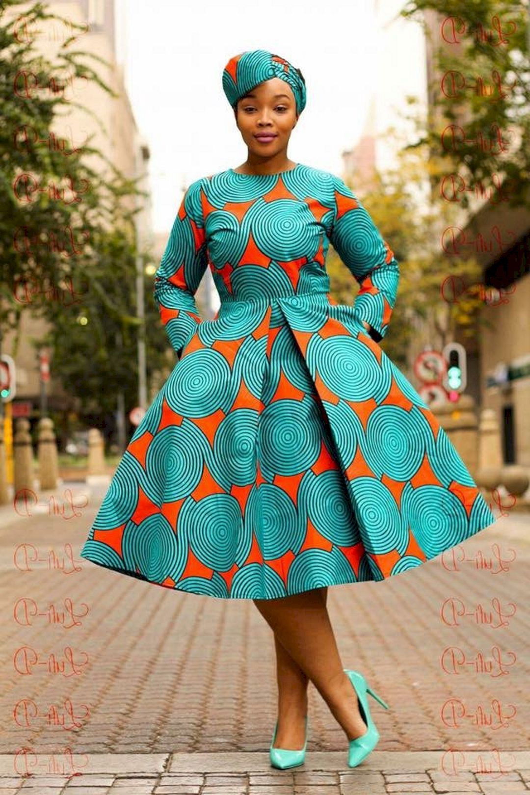 The best womenus african fashion style outfits you need to try this